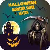 Halloween Monster Super Match 1.0