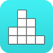 White Tile Stacker