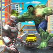 Grand Incredible Monster Superhero City Battle 17 1.0