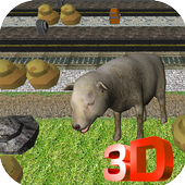 Sheep Road Crossing 1.0