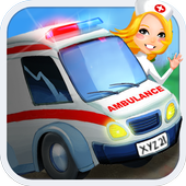 Ambulance Doctor Surgery Games 1