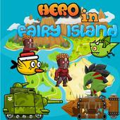 Hero at fairy island 1.0