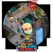 Upin Super Hero Run Adventure 1.0