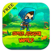 Super Jungle Assassin Of Mario 1.0.1
