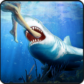 Angry White Shark Attack World: Hunt Ocean Life 1.0.3