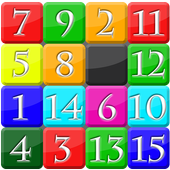 Fifteen puzzle 1.1.3
