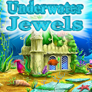 Underwater jewel match 3 1.01