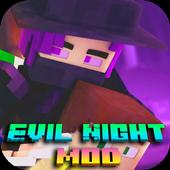 Addon Evil Night 2018 for MCPE 1.0