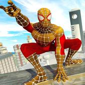 Flying Spider Hero City Rescue Mission 1.2.2