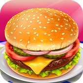 Burger Maker Mania : Chef Game 1.01