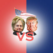 Trump Vs Clinton 0.0.4
