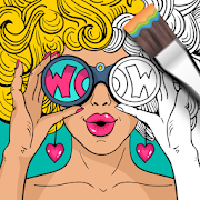 Girls Coloring Book 2.9.2
