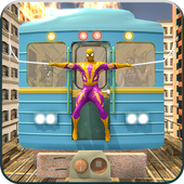 Super Flying Spider Hero Grand City Rescue Mission 1.0