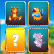 Animals Memory Game for kids 1.1