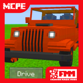 Mod New Jeeps for MCPE 1.0