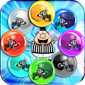 Football Bubble Shooter 1.01