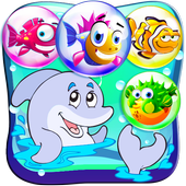 Underwater Bubble Shooter 1.02
