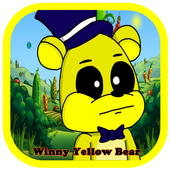 Winny Yellow Bear Running Hd 1.0
