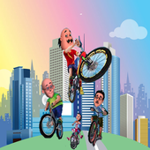 Motu Patlu Bike Jungle 1.0
