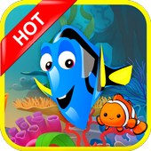 Finding Fishdom : Dory Game 1.2