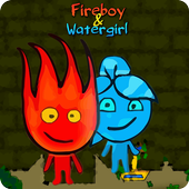 Fireboy and Watergirl. 2.0