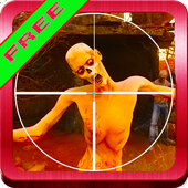 Zombie Shooter  For Dollars 3D 1