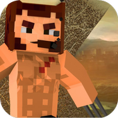 Wolverine Mod for MCPE 1.0