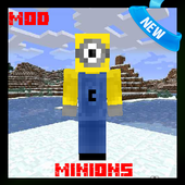 Mod Minions World for MCPE 1.1