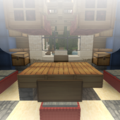 Furniture Mod for MCPE 1.0