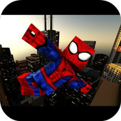 Mod Spidy for MCPE 1.0
