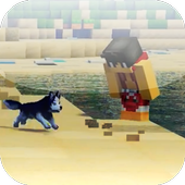Pocket Puppies Mod for MCPE 1.0