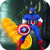 Mr America Dash War 1.0