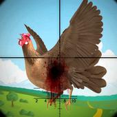 Modern Counter Chicken Shooter 3d gun shooting 1.0