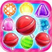 Lollipop Mania: Sweet Puzzle 1.0.0