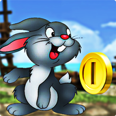 Cute Bunny Cool Jumping 1.0