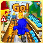 Subway Soni Frozen Running 1.0.3
