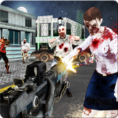 Zombie Shooter Counter Attack 1.0