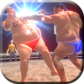 Real Sumo Fighting 2017: Superstars Wrestling 1.1