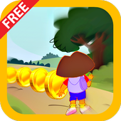 Fun Dora Adventure Game 1.0