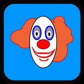 Clown Throwing Game