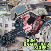 Modern Army Battlefield Sniper