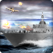 Warship Under Air Naval Attack 1.1