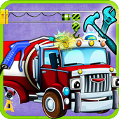 Build a Fire Truck & Fix It 1.0.1