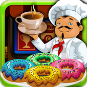Coffee Maker & Donut Cooking 1.0