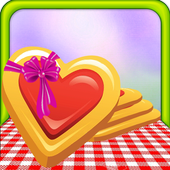 Jam Heart Cookies Bakery 1.0.1
