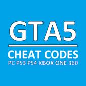دانلود GTA 5 Cheat Codes 10 0 APK - برنامه های سرگرمی