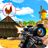 Chicken Shooter: New Hunting Game 1.0