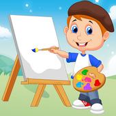 Game Belajar Mewarnai Gambar 8.0