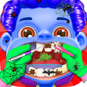 Halloween Crazy Dentist 2.1