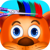 Zoo Pet Hair Salon - Kids Game 1.0